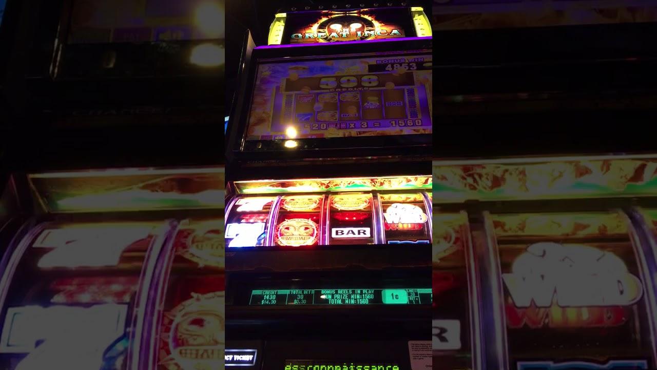 Great Inca Slot Machine