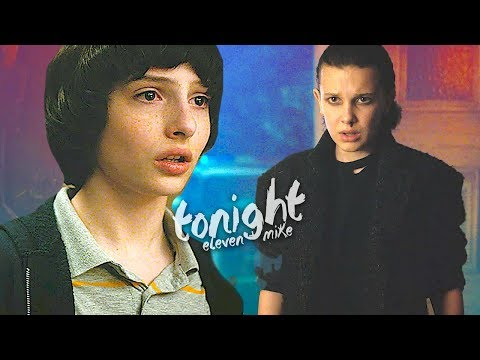 » eleven and mike | tonight.