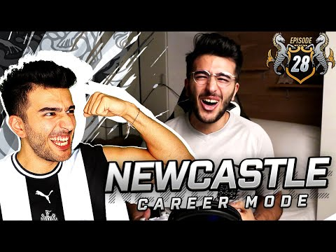 OMG THAT IS THE MOMENT OF THE SEASON - FIFA 19 NEWCASTLE CAREER MODE 28