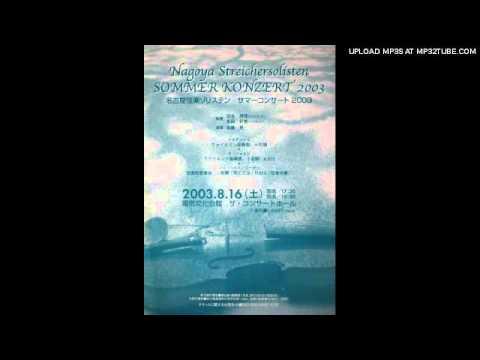 Pietro Nardini Violin concerto in E minor ナルディーニ ヴァイオリン協奏曲