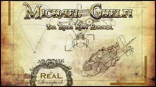 Orchestral Steampunk Music - The Royal Navy Explorer by Michael Ghelfi
