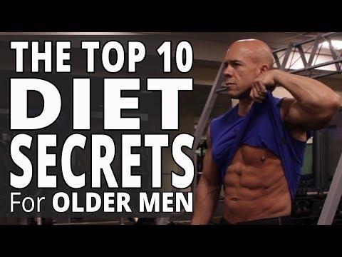 The Top 10 Diet Secrets For Older Men Workouts For Older Men
