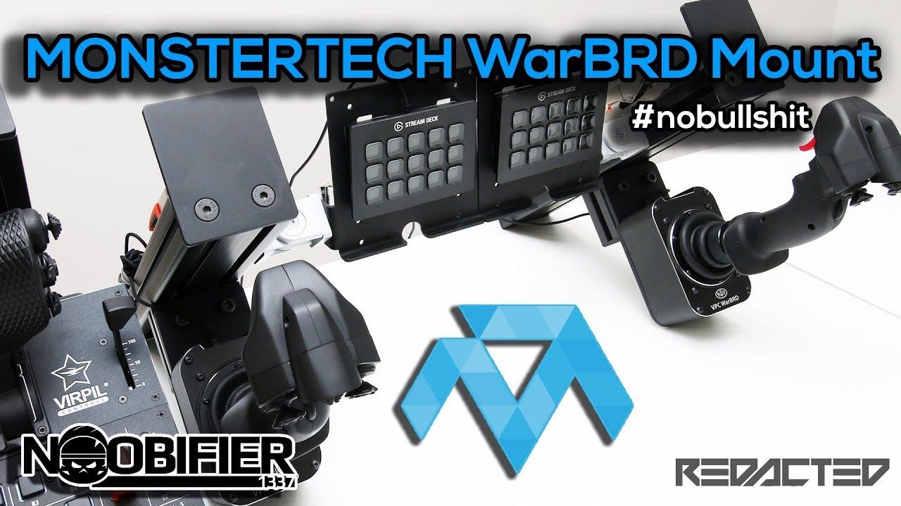 Monstertech WArBRD Adaptor - New Gear Review - #noBS