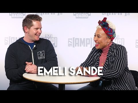 Emeli Sande Talks 'Long Live the Angels' and More