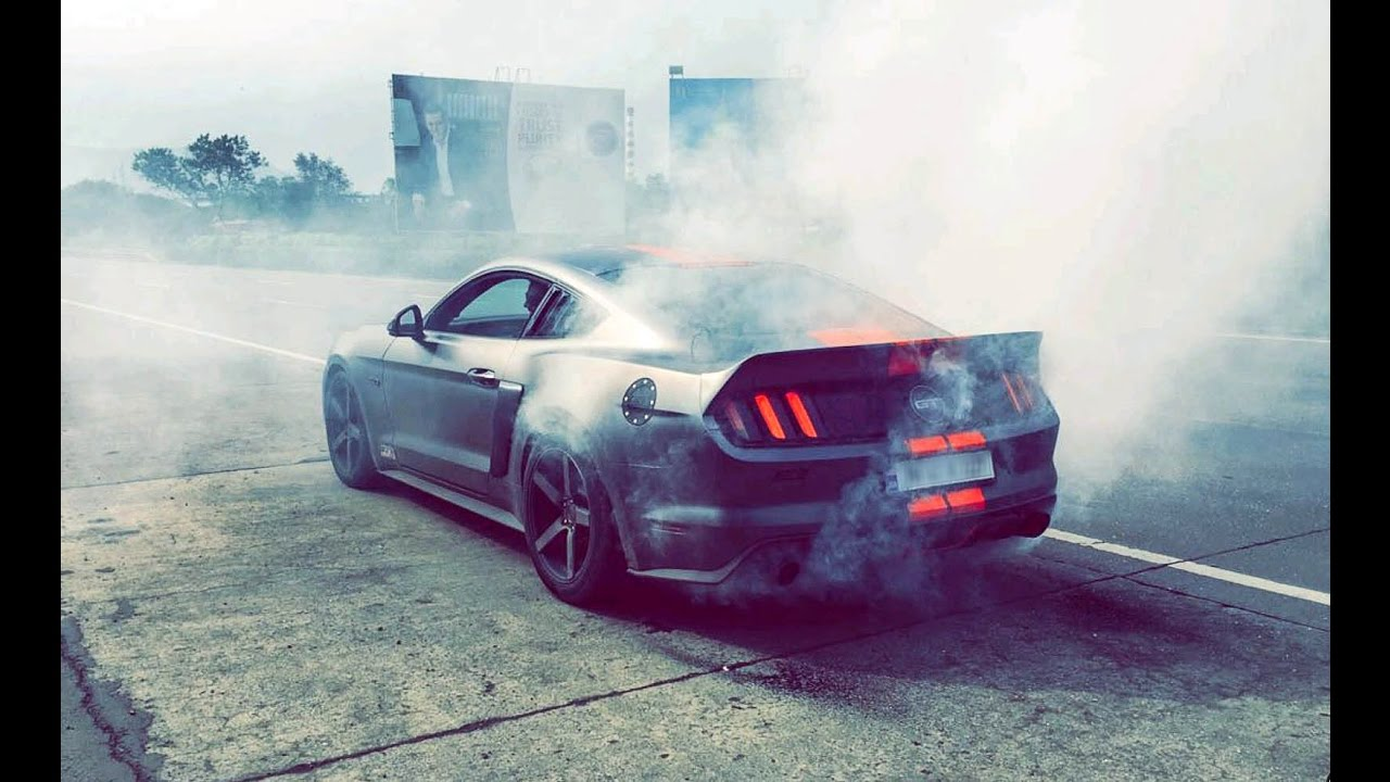 Loudest Mustang In India With Borla Exhaust Youtube