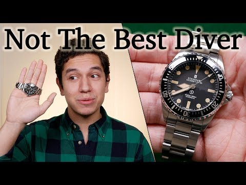 "Steinhart Ocean One Vintage Military 39 Review - Not the ""Best Dive Watch"" Under $500"