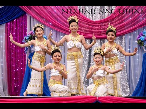 Madison Hmong New Year 2019-2020 Dance Round 1 - Ntxhais Nag Tshiab