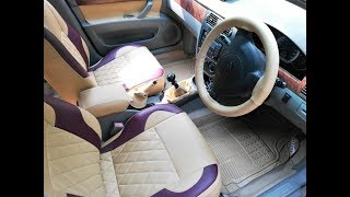 Budget Universal Rubber Car Mats (Cut to Fit)