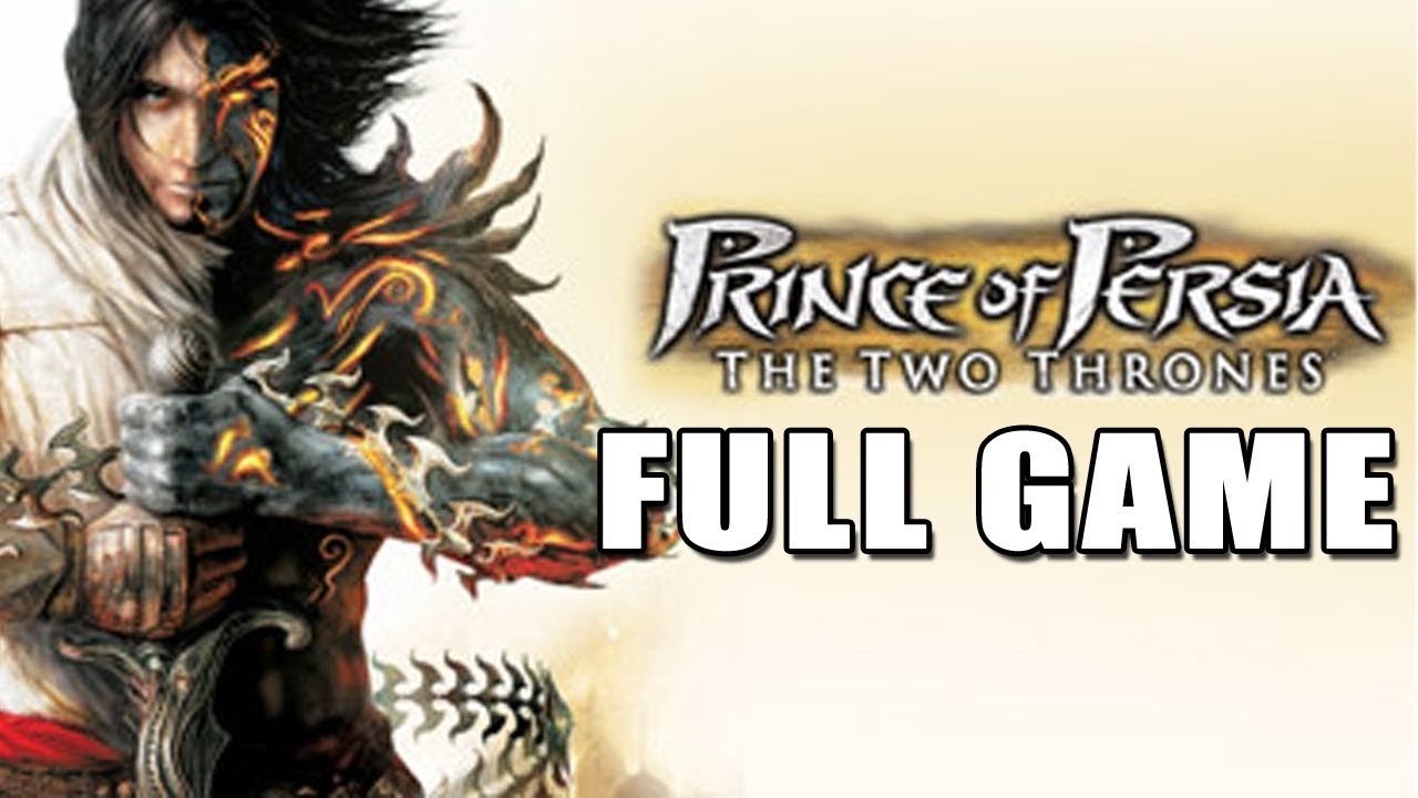 Download Prince of Persia The Two Thrones【FULL GAME】| Longplay