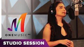 "Studio Session: ""Wala Na Bang Pagibig"" - Sarah Caballero"