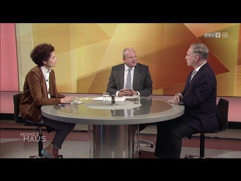 Walter Rosenkranz - Hohes Haus - Diskussion mit Alev Korun - 25.9.2016