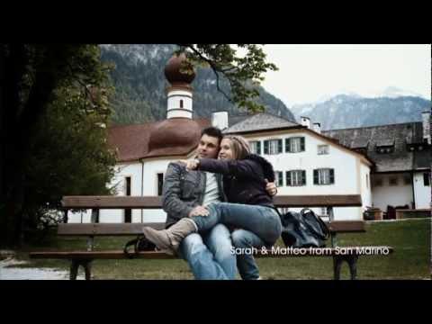 Eurovision Song Contest 2011 Postcard San Marino
