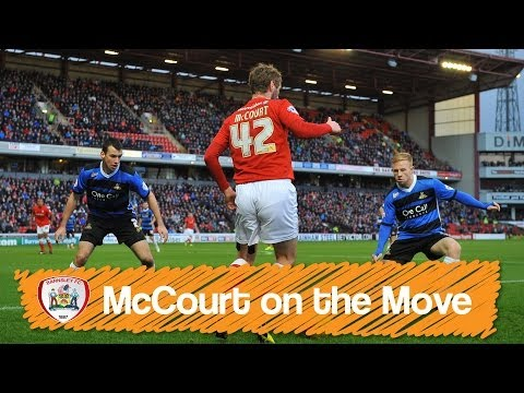 Paddy McCourt's Dazzling Moves