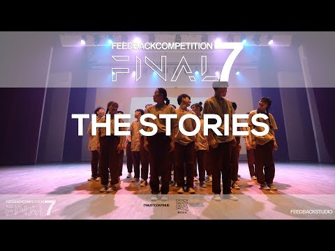 THE STORIES | 2019 FEEDBACKCOMPETITION 7 FINAL | 피드백컴페티션7 본선