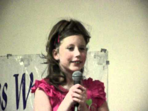 """Laura ~ Little Miss Wyoming """"personality"""""""