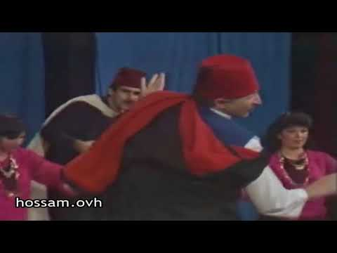 حسام تحسين بيك و اغنية الله يا مولانا  - من مسرحية شقائق النعمان