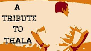 Tribute to THALA | Thala Ajith's Birthday special video