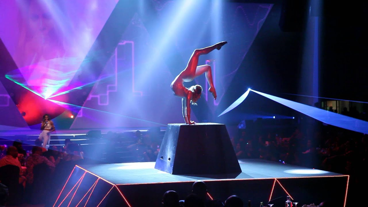 Ciara Love Sex Magic Live - My Contortion Performance In -1033