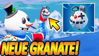 GLEICH NEW VEREISER-GRANATE !⛄🔥 | TOMORROW NEW STARTER PACK | NEW UPDATE| Fortnite Battle Royale
