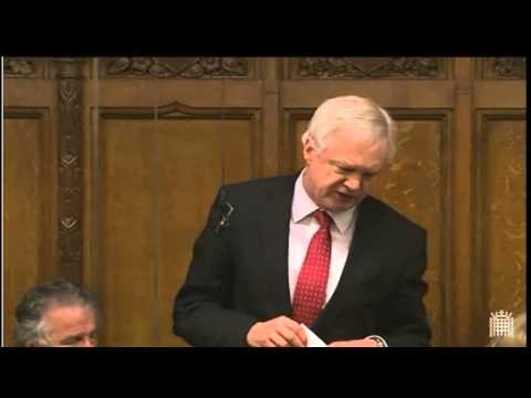David Davis asks the Minister for the Cabinet Office to review the Wilson doctrine