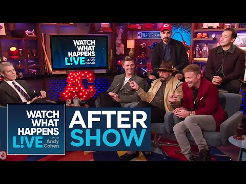 After Show: The Backstreet Boys' Biggest Performances | WWHL