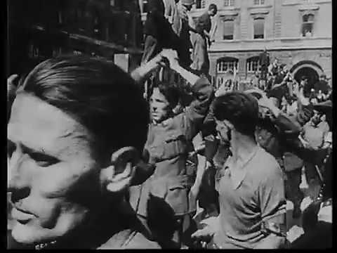 Rétro | Paris pendant la Seconde Guerre mondiale (archives)