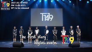 "T1419 Debut Documentary ""Bloom Your Hopes"" EP1 Preview"