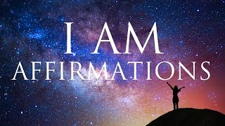 CONQUER ANY CHALLENGE: Fearless Courage & Powerful Mindset ➤  I AM Affirmations | Theta BinauralBeat