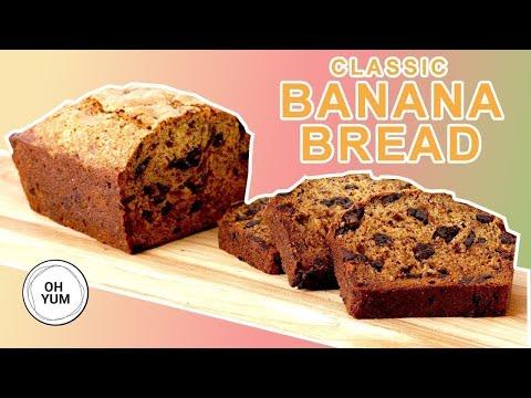 Anna Bakes Classic Banana Bread! | Anna Olson Archives