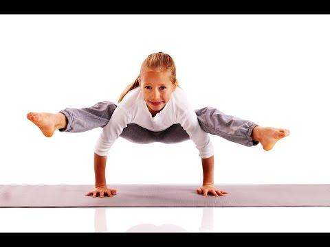 funny kids yoga challenge  youtube