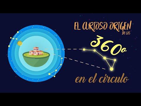 El curioso origen de los 360 grados del círculo | La base 60