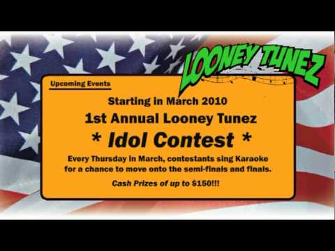 Looney Tunez Cafe Commercial - L01