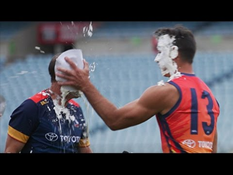 Crows support Ultimate Pie Challenge