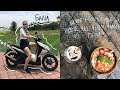 Первый раз на скутере, Где поесть в Чангу, Бали и Азиатские фрукты | Karolina K