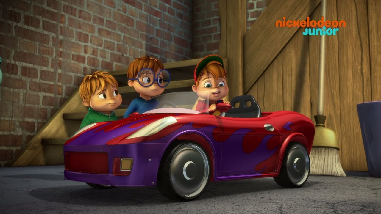 Download Alvinnn!!! Et les Chipmunks | La voiture d'Alvin | NICKELODEON JUNIOR