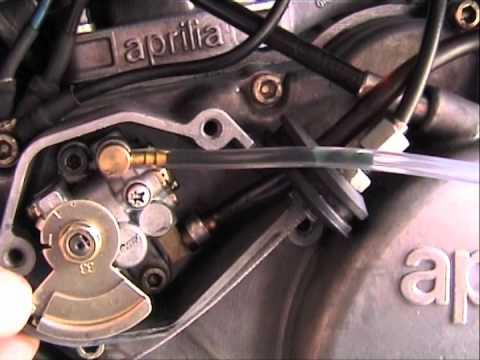 50cc Engine Vacuum Lines Diagram Rs125 Oil Pump Test Youtube