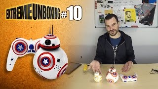 BB-8 Style spherical droid - Mikeius Unboxing