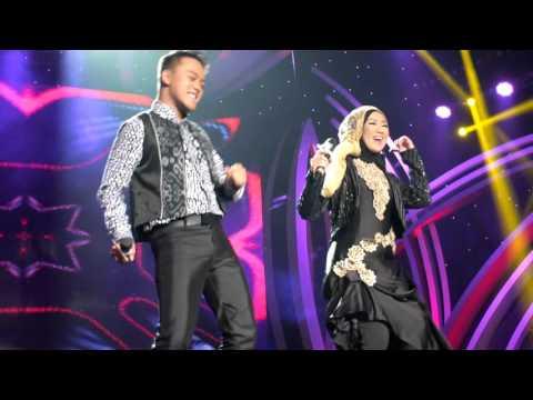 DANANG &YANIEY- ADUHAI ,D'ACADEMY ASIA 04122015
