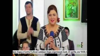 Luciana Vaduva - Patru meri cu floare alba Etno Tv