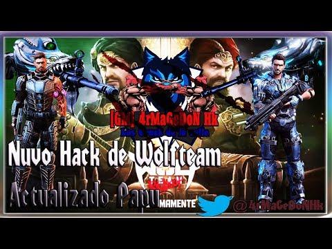 Nuevo Hack De Wolfteam Octubre Actualizado 2017 ● ™ [GM] 4rMaGeDoN Hk ™ ●