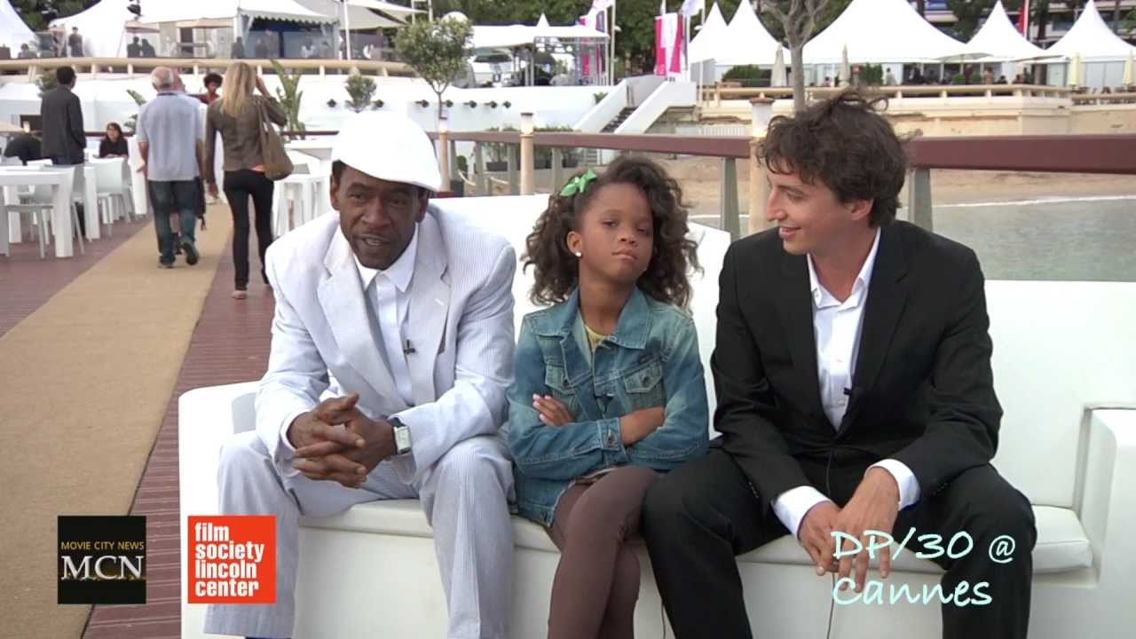 "CANNES 2012 SNEAK: Talking about ""Beasts of the Southern Wild"""