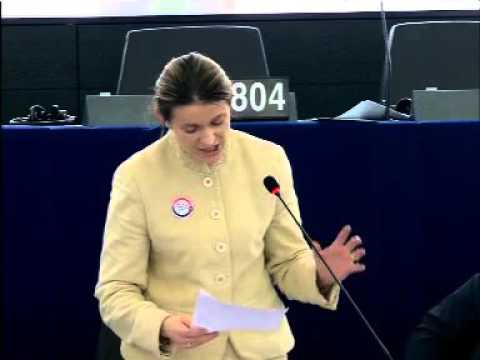 Catherine Stihler MEP - Island communities - Strasbourg Plenary