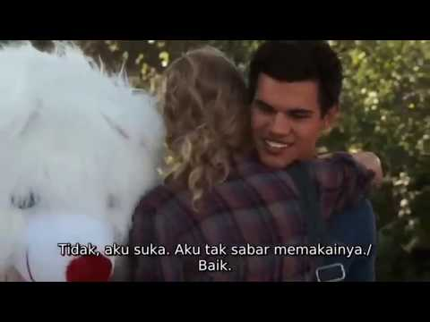 Taylor swift and taylor lautner kiss scene mp3