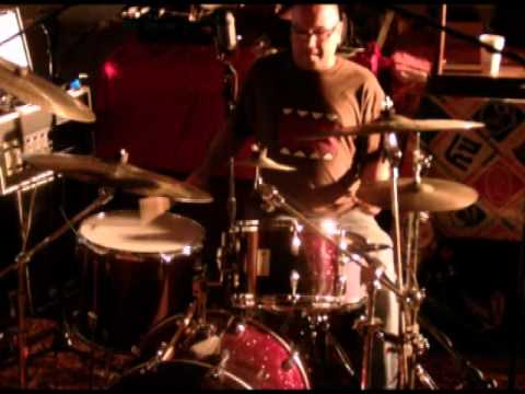 Brush Drum Solo part 1 SEPT. 2011