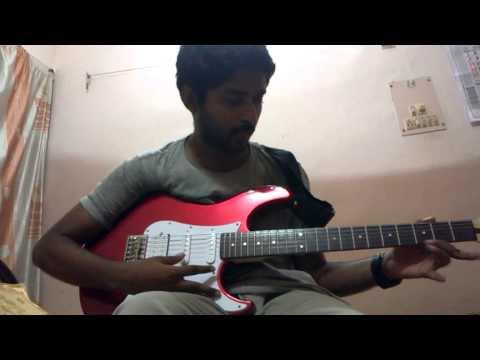 PREMAM Aluva Puzha Electric Guitar Instrumental