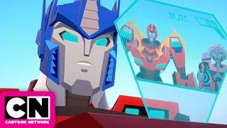Secret Mission to Deception | Transformers Cyberverse | Cartoon Network