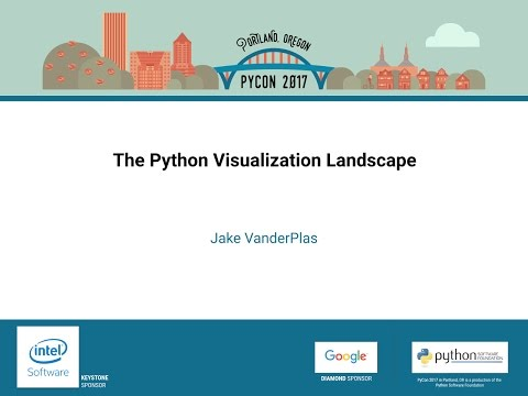 Image from The Python Visualization Landscape