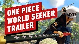 One Piece: World Seeker - Rivals and Friends Trailer