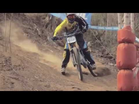 Asia Pacific Downhill Challenge '14 - Day 1 Practice