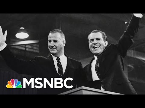 Rachel Maddow's New Book, 'Bag Man,' And The Downfall Of Spiro Agnew   The Last Word   MSNBC